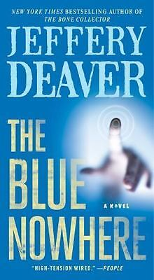 The Blue Nowhere Jeffrey Deaver Paperback New