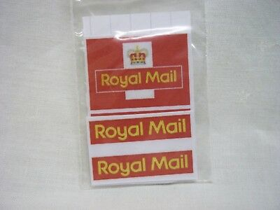 Royal Mail Stickers (RM 2)