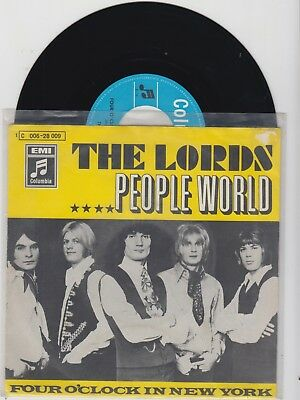 """"""" The Lords  """"---People World---   -TOP -"""