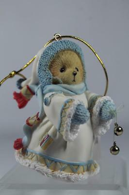 Cherished Teddies 'Tradition Is In All The...' 2nd Laplander Orn.#4047385 NIB