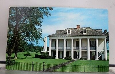 Louisiana LA Chalmette Historic Park New Orleans Postcard Old Vintage Card View