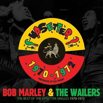 Bob Marley and The Wailers - Best Of The Upsetter Singles 1970-1972 Vinyl 7 NEU