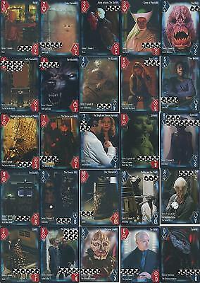 Doctor Who CMPC BLUE SERIES 2 (2nd Set) (Assorted Cards)