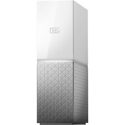 Western Digital WD My Cloud Home 1 Bay NAS 8TB Network Storage Home Server