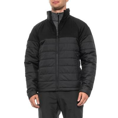 NEW THE NORTH FACE SKOKIE Insulated Full Zip Jacket - TNF Black - Men's Large
