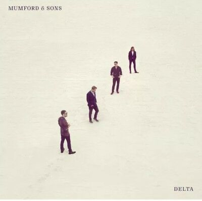 Mumford & Sons CD 2018 Delta  Physical Factory Sealed Album BRAND NEW Pre-Sale
