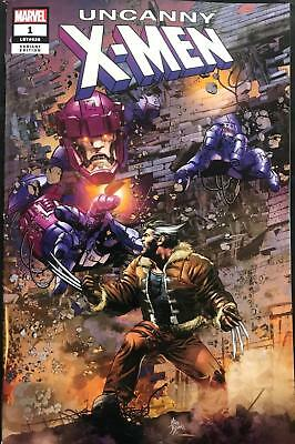 Uncanny X-Men #1 Lcsd Variant Mike Deodato Local Comic Shop Day 2018 Legacy