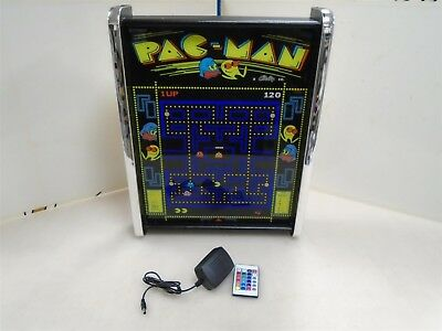 Pacman Game Play Marquee Game/Rec Room LED Display light box