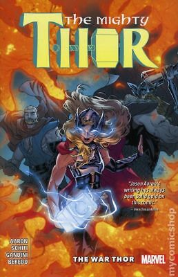 Mighty Thor TPB (Marvel) By Jason Aaron #4-1ST 2018 NM Stock Image