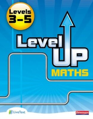Level Up Maths: Pupil Book (Level 3-5) (Level Up Maths) (Paperbac...