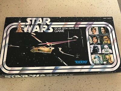 Toltoys Star Wars 'Escape from Death Star' Board Game