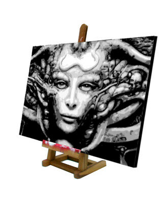Quadro pop art HR Giger No. 250, Li I Alien Aliens Prometheus