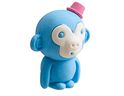 """Tinc MNKERCOL""""Monkey"""" Fruit-Scented Eraser Collection (Pack of 4)"""