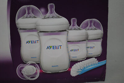 Philips Avent SCD290/01 Naturnah Neugeborenen-Set Baby Milch 18-KQ6872/198