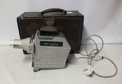 Vintage Hi Lyte Projector with case  (Bec)
