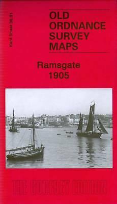 Old Ordnance Survey Map Ramsgate 1905
