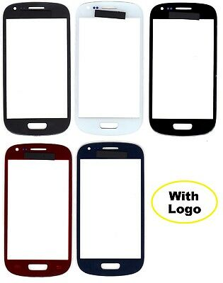 Front Replacement Glass Screen Repair Part for Samsung Galaxy SIII Mini