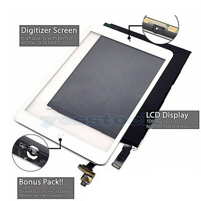 OEM LCD Touch Screen Digitizer Replacement For Apple iPad 2 / Air mini 1 2 3 4