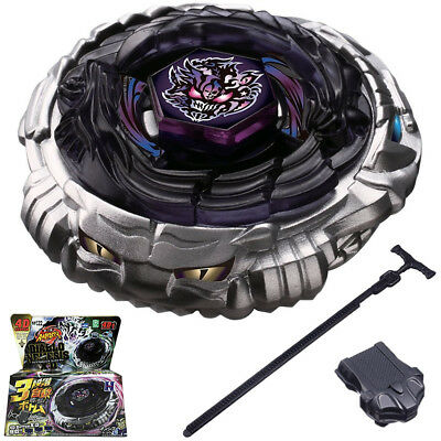Diablo Nemesis Beyblade BB-122 X:D 4D metal fury xd - STARTER SET WITH LAUNCHER!
