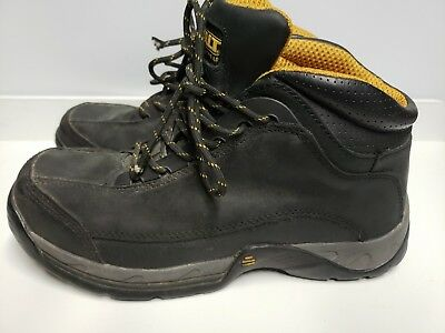 Dewalt Leather Steel toe safety boots - SZ 10