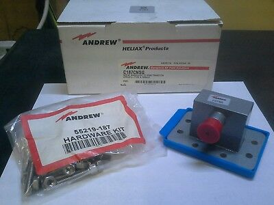 Andrew C187CNSG WR187 Waveguide to Coax Transition CPR187G Type N Female