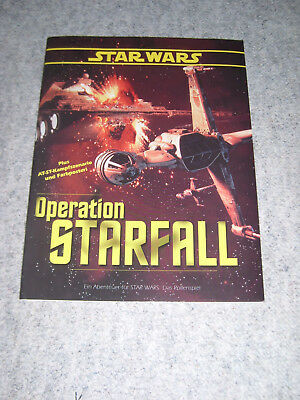 Star Wars Rpg Operation Starfall Eur 1299 Picclick De