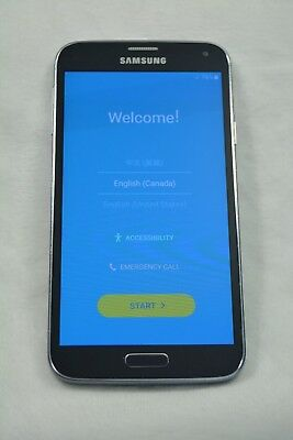 SAMSUNG Galaxy S5 Neo - Model G903W - 16GB - Black - (Fido) - Smartphone
