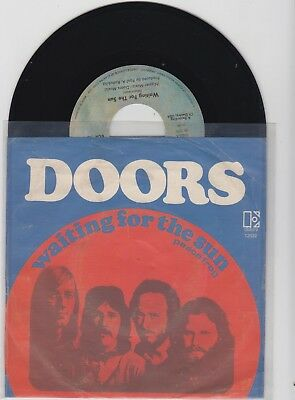 """"""" The Doors """"---Waiting for the Sun---   -TOP -"""
