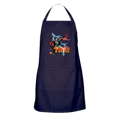 CafePress Thor Lightning Kitchen Apron (1333190252)