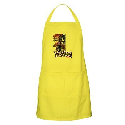 CafePress Venom Half Apron Full Length Cooking Apron (1338108539)