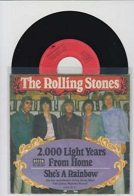 """"""" The Rolling Stones """"---2.000 Light Years from Home---   -TOP -"""