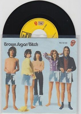 """"""" The Rolling Stones """"---Brown Sugar---   -TOP -"""