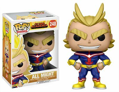 Funko Pop Animation My Hero Academia All Might Vinyl Figure