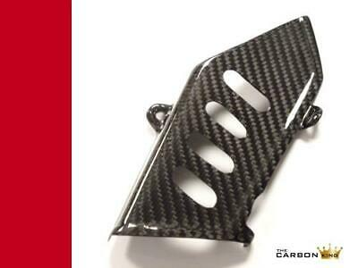 Ducati 750Ss 900Ss 1991-1998 4 Slot Carbon Chain Guard Twill Gloss Weave Fibre