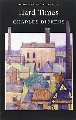 Hard Times (Wordsworth Classics) by Charles Dickens, NEW Book, (Paperback) FREE