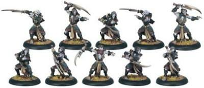 Privateer Hordes Mk II Everblight Hex Hunters Unit Box Box MINT