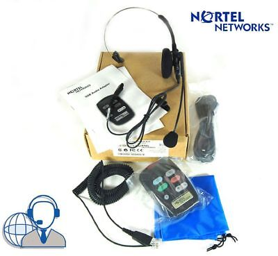 Nortel Networks USB Adaptateur Audio Kit Casque Liberation + Microphone 14