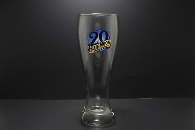 Vintage Blue Moon 20th Anniversary Pilsner, 16oz Beer Glass, Collectible