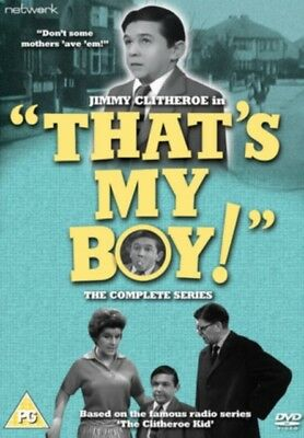 NEW Jimmy Clitheroe - Thats My Boy DVD