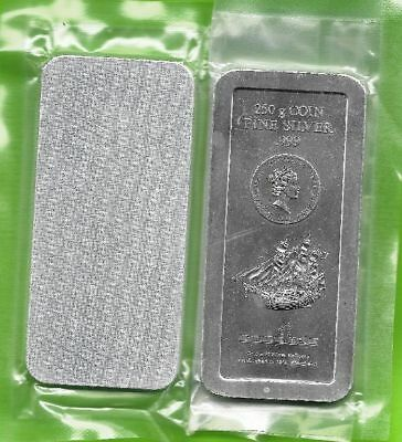 250 Gramm Silbermünze Bounty 7,5 $ Cook Islands 2009 Silber st