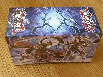 YuGiOh! Legacy of the Valiant Deluxe Edition - Evilswarm New English Sealed Box