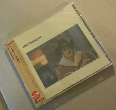 ◆Fs◆Mike Finnigan「Mike Finnigan」Japan Rare Sample Cd New◆Wpcr-15056