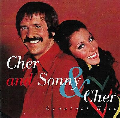 Cher And Sonny & Cher : Greatest Hits / Cd - Top-Zustand