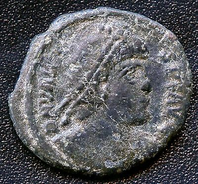 """Ancient Roman Coin """" Valens """" 364 - 378 A.D. REF# Similar to S4017 18mm Diameter"""