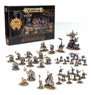 Warhammer Age of Sigmar: Warriors of the Great Cities: Hammerhal GWS 64-61