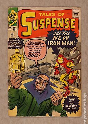 Tales of Suspense #48 1963 GD- 1.8