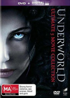 NEW Underworld DVD Free Shipping