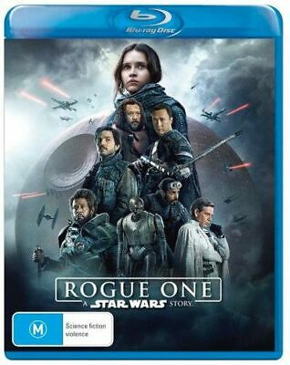 NEW Rogue One Blu Ray Free Shipping