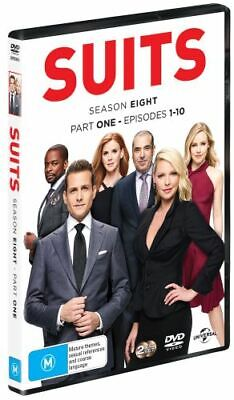 NEW Suits DVD Free Shipping