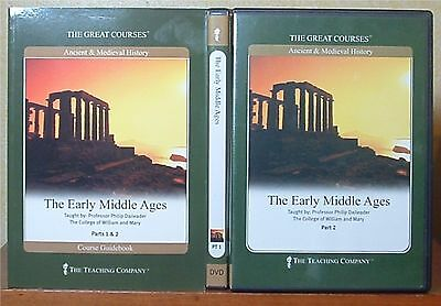 The Early Middle Ages, Teaching Company DVD